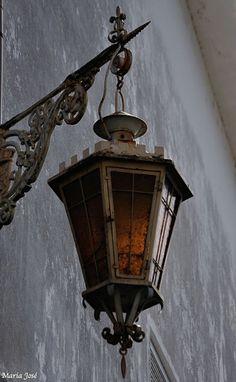 Street lamp...Coimbra
