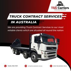 We are providing Truck Contract Services to our most reliable clients which are situated all round the nation. The provided contractor services are specially designed as per the needs of the customers and are in adherence with the international parameters. #tsscarriers #transportation #hiabtransport #sydney #portablecabins #delivery #containers#haibsinsydney #haibsservice#cranetruck #tsstrucks #trucks #Haib #contractservices #dedicatedcontract #Haibservices Concrete Lifting, Commercial Air Conditioning, Lifting Devices, Portable Cabins, Steel Fabrication, Sydney, Transportation, Australia, Delivery