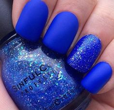 This blue is everything..