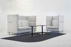 Inkoo Pro High-sofa, Isku Office