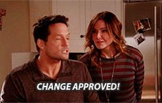 CHANGE APPROVED! Cougar Town