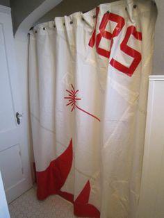 laundry bag made from sailcloth | bags - sailcloth | pinterest