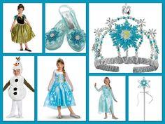 Frozen Costumes & Accessories