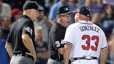 Fredi Gonzalez talks about worst call in baseball history. 2012 playoffs. Joe Torre should have fixed this debacle.