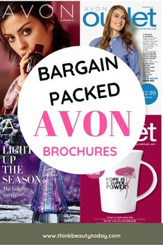 Current Avon Brochures full of bargains for makeup, skin care, jewelry, fragrance and kids products. Brochure Online, Avon Brochure, Perfume Lady Million, Perfume Fahrenheit, Perfume Invictus, Chi Hair Products, Fragrance Direct, Avon Catalog, Perfume Reviews