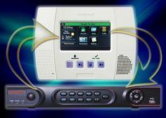 Интеграция охранной сигнализации Honeywell c видеорегистратором. samoylov.weebly.com
