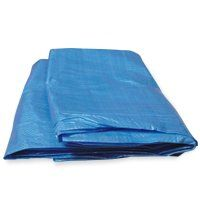 Blue Tarps Poly Covers TRP1225 12 x 25 by Jamestown Distributors. $18.36. Blue Poly covers can be used as a boat tarp ground cover tarp storage cover machinery cover and more. Waterproof tarp made of polyurethane. Tarps for weatherproof protection.