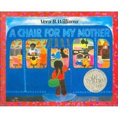 BUY NOW A Chair for My Mother Anniversary Edition (Reading Rainbow Books) This classic and award-winning picture book was written and Readers Workshop, Writer Workshop, Mighty Girl, Leader In Me, Narrative Writing, Memoir Writing, Writing Traits, Personal Narratives, Mentor Texts