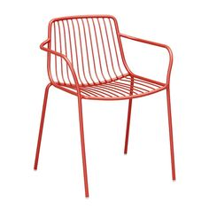 Pedrali Nolita 3655 armchair | Outdoor Furniture from Andy Thornton