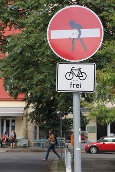 Berlin street art.