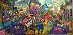 "This year, Barq's Root Beer is excited to ""bring home the bite"" through ""Mardi Barq's"" – the title of original artwork by local New Orleans artist Terrance Osborne that celebrates the rich history ..."
