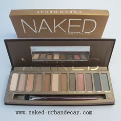 Best Eyeshadow Ever.  naked urban decay 12 color eyeshadow : cheap mac cosmetics wholesale - $13.78