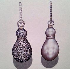 Jewels by JAR #jarparis #jar #joelarthurrosenthal #jewelsbyjar #jarjewelry #jarjewels via worldclassjewelry on IG - Christie's 1999