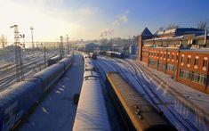 World Train Journey Planner | Great Train Journeys | Rough Guides