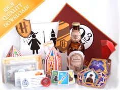 Wizard Party Package   More Than 40 High Quality by PropPrintables, $24.50