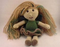 Cuddly Fairy - Customize it! by MiniatureMonkeyCreations, $60.00 USD