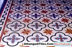 AthangudiTiles.Com - Athangudi Tiles - Tile Designs Room Wall Tiles, Indian Crafts, Tile Design, Wood Crafts, Rugs, Antiques, Flowers, Home Decor, Farmhouse Rugs