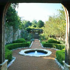 Garden paths with a destination