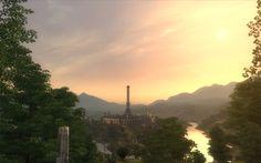 The Elder Scrolls IV: Oblivion - Cyrodiil: The Imperial City Elder Scrolls Oblivion, Elder Scrolls Lore, Scrolls Game, Rise Above, Skyrim, Video Games, Environment, Fantasy, Adventurer