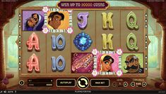 Bollywood Story Slot - Spielautomat im Test 2018 Bollywood, Slot, India, Games, Fun, Campaign, Content, Medium, Arcade Game Machines