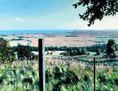 Paint a View of Romney Marsh and create space in your paintings with Shane Record