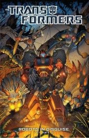 Robots in Disguise Volume 2