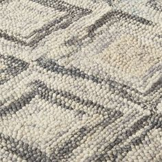 Prism Wool Rug - Slate   west elm