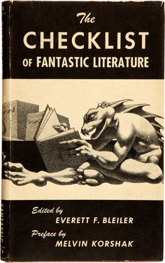 checklist of fantastic literature
