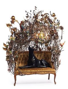 nick cave artist chairs - Google Search