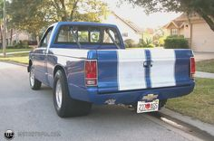 Chevrolet S-10 Pro Street