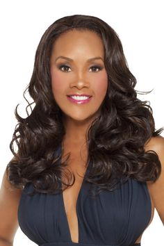 Vivica A. Fox Express Cap - FHW 160 Synthetic Wigs, Hair And Nails, Cap, Actresses, Long Hair Styles, Sexy, Model, Beauty, Fashion