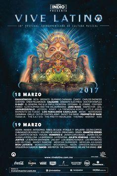 Precios Especiales Festival Vive Latino 2017 para Niños