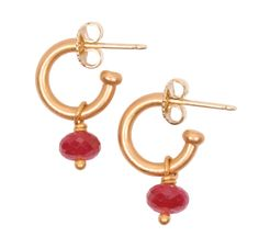 Hoops and Drops | Reinstein/Ross Goldsmiths