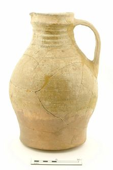 Mid 12c Jug | Museum of London