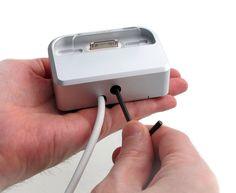 Apple AV Cable + ONE{DOCK}
