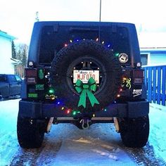 Christmas Jeep                                                                                                                                                     More