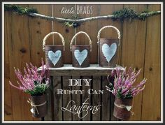 This is a super easy and cute D.I.Y for the summer and spring time. It's pretty inexpensive, depending on what exact route you go with the supplies. Cute decorations for a summer party maybe?