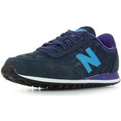 New Balance Ul410 Bleu Rose