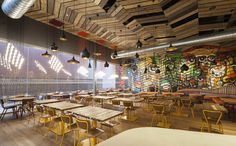 NANDO'S TEESIDE BY ENIGMA LIGHTING