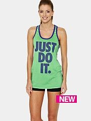 NikeClassic Just Do It Tank Top