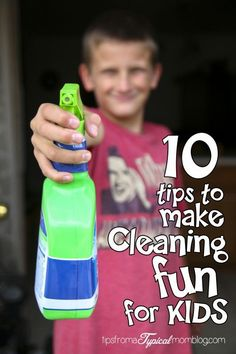 10 Tips to Make Clea