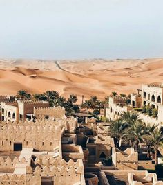 Desert Castle and City | Crln. http://camperlovers.org/tent-camping-tips/