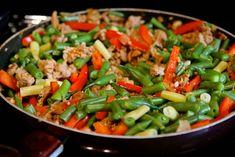 Szechuan Green Bean and Minced Turkey Stirfry Recipe on Yummly. @yummly #recipe