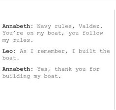 Oh dear Annabeth why do I love you so?