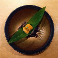 #AnythingAlsoEat - Small Starter of Uni Sea Urchin by anythingalsoeat