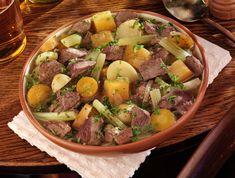 Walesi húsleves gazdagon (Cawl Cennin) Recept képpel - Mindmegette.hu - Receptek Soup, Lunch, Eat Lunch, Soups, Lunches