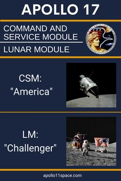 Apollo 17 with the last astronauts to walk on the Moon. Find out everything you need to know about this Mission. You will be surprised. #Apollo17 #NASA #Apollo