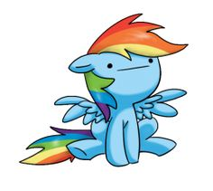 funny Rainbow Dash faces | 60 % like it. ( 3 up votes, 2 down votes )