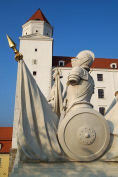 Bratislava Slovakia, Castles, Fire, Country, Places, Travel, Viajes, Chateaus, Rural Area
