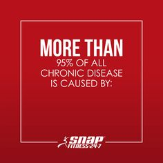 There are SO many reasons to eat right and exercise, but if you need another check out this statistic. Fitness Goals, Health Fitness, Eat Right, Fitspiration, Exercise, Motivation, Sayings, Quotes, Check